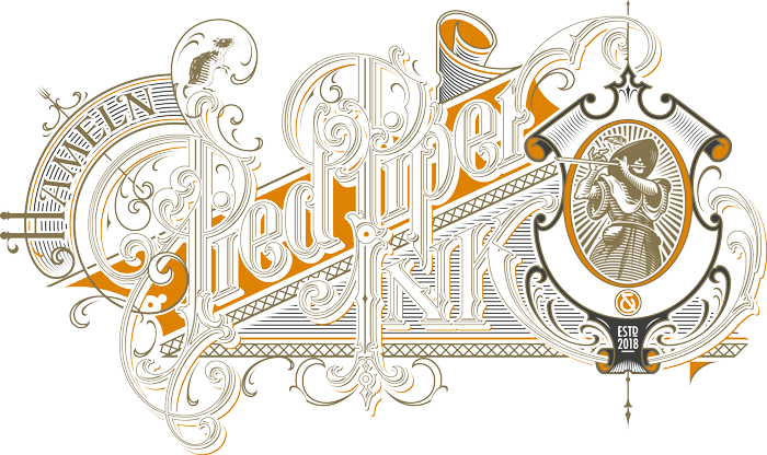 Logo Pied Piper Ink